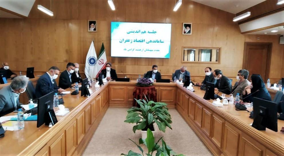 رئیس شورای ملی زعفران:  90 درصد زعفران دنیا را تولید می کنیم اما نقشی در تعیین قیمت آن نداریم